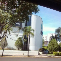 Photo taken at Araçatuba Shopping by Thiago T. on 3/14/2012