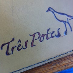 Photo taken at Três Potes by Fabiano S. on 9/9/2011