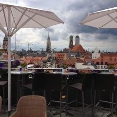 Photo taken at Mandarin Oriental, Munich by Günter K. on 7/13/2012