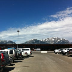 Photo taken at Jackson Hole Airport (JAC) by Jeff F. on 8/21/2011