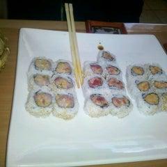 Photo taken at Izumi Japanese Steak House & Sushi Bar by akaSpectacular on 2/26/2012