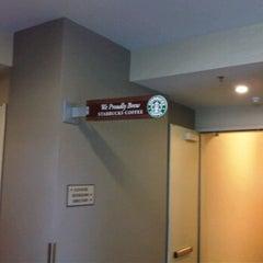 Photo taken at Starbucks In Estrella by Vinny X. on 1/11/2012