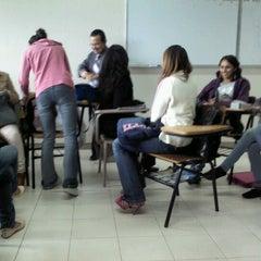 Photo taken at Centro Universitario UAEM Valle de Mexico by Lucero A. on 8/10/2012