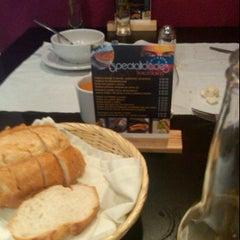 Photo taken at Morrocoy Café-bistró by Rodo B. on 6/29/2012