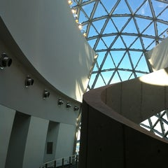 Photo taken at The Dali Museum by Jorge F. on 3/17/2012