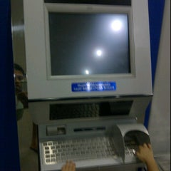 Photo taken at KCU. Bank Central Asia (BCA), Kalimalang by Ryzco R. on 1/10/2012