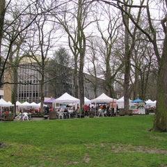 Photo taken at Portland Farmer's Market at PSU by Portland State University on 9/18/2011