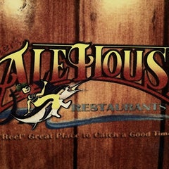 Photo taken at Miller's Fort Lauderdale Ale House Restaurant by Dan M. on 1/20/2011