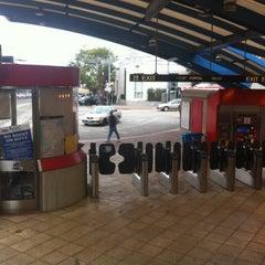 Photo taken at West Portal MUNI Metro Station by TheNextCorner on 8/31/2012