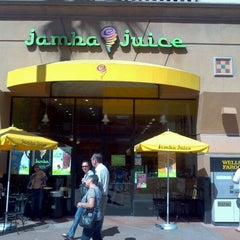 Photo taken at Jamba Juice by Genevieve C. on 3/4/2012