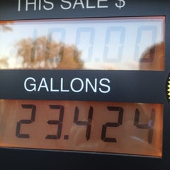 Photo taken at Costco Gasoline by Hector A. on 5/27/2012