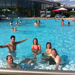 Photo taken at Therme Erding by Alexander O. on 7/11/2011