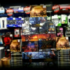 Photo taken at GameStop by Lili.th L. on 12/20/2011