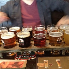 Photo taken at The 3 Brewers by Lisa G. on 5/6/2012