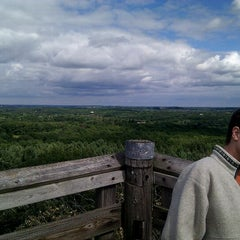 Photo taken at Lapham Peak Unit, Kettle Moraine State Forest by Dave D. on 9/4/2011