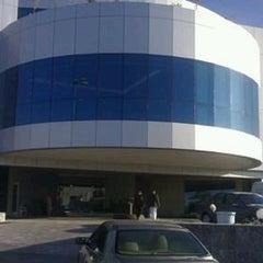 Photo taken at THIMAR AL JAZIRAH by Larry P. on 1/24/2012