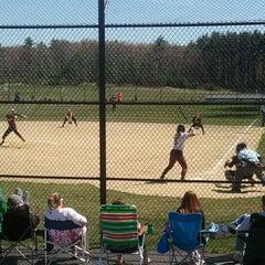 Photo taken at Algonquin Regional High School by Dan C. on 4/18/2012