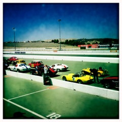 Photo taken at Sonoma Raceway by Alana Y. on 6/2/2012