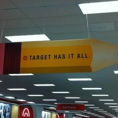 Photo taken at Target by Gabriel G. on 8/26/2012