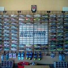 Photo taken at Big River Running Company by Luke P. on 5/21/2012