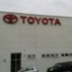 Photo taken at Toyota Service Center by Yusoff M. on 3/14/2012