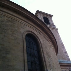 Photo taken at Église Saint-Germain by Xavier L. on 3/9/2012