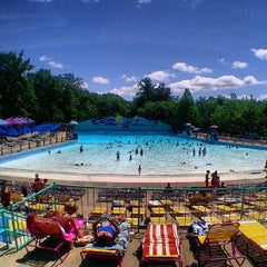 Photo taken at Water Country USA by Katie R. on 6/16/2012