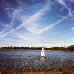 Photo taken at George Wyth State Park by Brittany B. on 9/10/2012