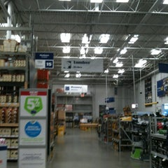 Photo taken at Lowe's Home Improvement by Lynn S. on 9/1/2012