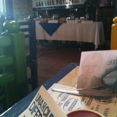 Photo taken at El Pescador by Alee G. on 6/4/2012