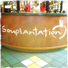 Photo taken at Souplantation by Randy B. on 2/11/2012