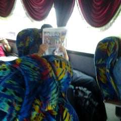 Photo taken at Muar bus express bentayan by Ida N. on 6/28/2012