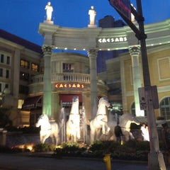 Photo taken at Caesars Atlantic City Hotel and Casino by Danica D. on 7/8/2012