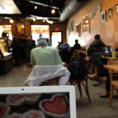 Photo taken at Espresso Royale by Briana v. on 2/12/2012