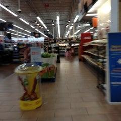 Photo taken at Walmart Supercenter by Logan D. on 8/10/2012