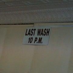 Photo taken at Leavitt Laundry by Daniel R. on 4/4/2012