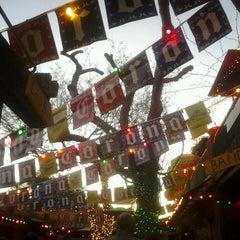 Photo taken at Dos Gringos by Emily Z. on 2/24/2012