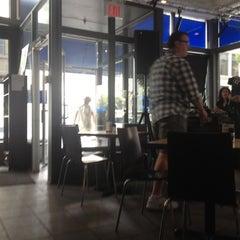 Photo taken at Winnipeg Free Press News Café by Gaetan on 8/30/2012
