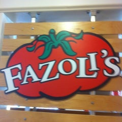 Photo taken at Fazoli's by Eric K. on 4/16/2012