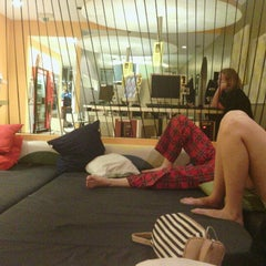 Photo taken at Wombat's City Hostel Vienna - The Base by Daniel A. on 6/11/2012