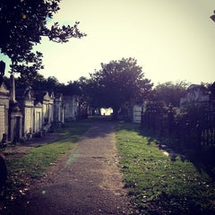 Photo taken at Lafayette Cemetery No. 1 by 'Andrew K. on 10/12/2013