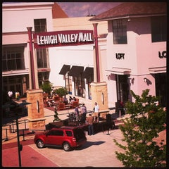 Photo taken at Lehigh Valley Mall by Lehigh Valley M. on 6/8/2013