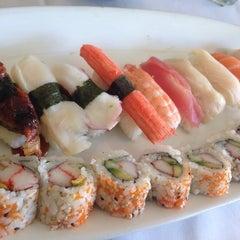 Photo taken at Sushi Siam Key Biscayne by Pufi C. on 4/15/2014