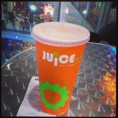 Photo taken at Juice Works by Josh T. on 5/12/2013