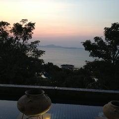 Photo taken at Sheraton Pattaya Resort by Fred B. on 1/18/2013