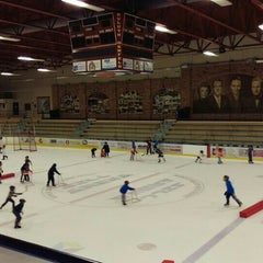 Photo taken at Duluth Heritage Sports Center by Jeremy on 7/21/2015