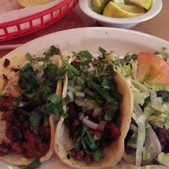 Photo taken at El Taco Asado by Jeremy on 12/26/2014