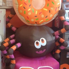 Photo taken at Dunkin Donuts by Gina D. on 10/2/2013