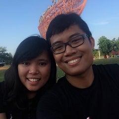 Photo taken at Jakabaring Sport City (JSC) by Leonardus T. on 8/23/2014