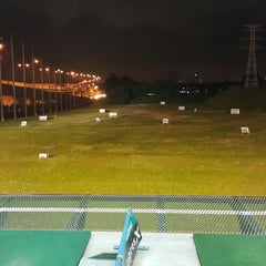 Photo taken at Pelangi Public Golf Driving Range by Chow W. on 6/4/2015